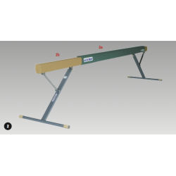 Balance Beam - Fixed Height