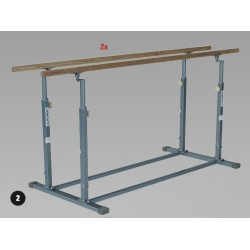 Parallel Bars - Club Model - Superwood Rails